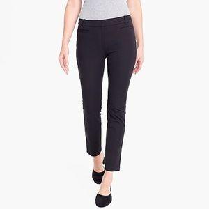 J Crew Factory Slim Lexie Pant in Black